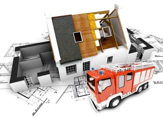 Разработка мероприятий по обеспечению пожарной безопасности