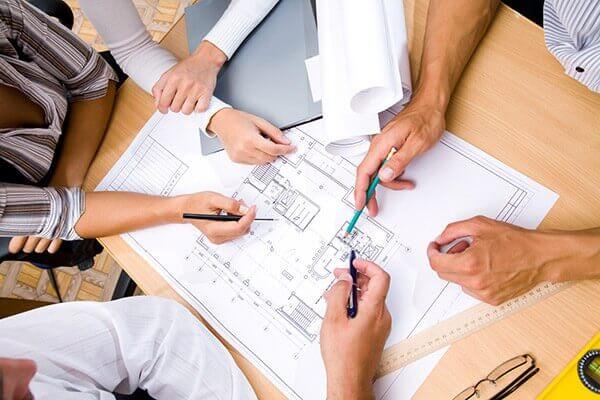 Разработка технических решений зданий любой сложности